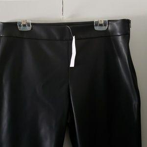 Ann Taylor Pants - Ann Taylor Faux leather leggings